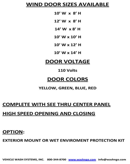 WIND-DOOR-SIZES